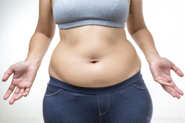 Women who carry excess abdominal fat have a 50% chance of ...